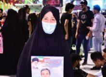 پیام تسلیت در پی درگذشت مادر مومنه دانشمند شهید مجید شهریاری